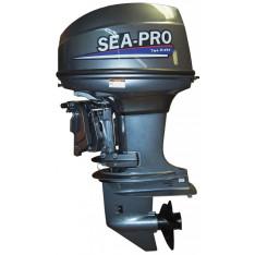 Sea-Pro Т 40JS&E с водометом