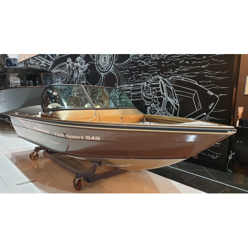 NorthSilver 545 FishSport