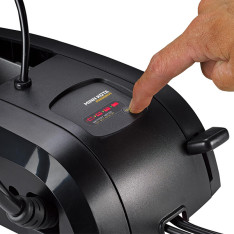 Лодочный электромотор MINN KOTA POWERDRIVE 55/IP/137см/12v(без педали и US2)